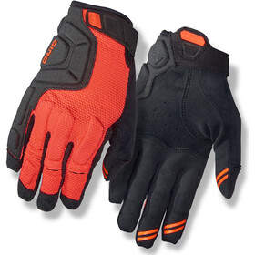 Giro Remedy X2 Gloves Men vermillion/black